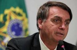 Bolsonaro se solidariza com entregador alvo de injúria racial (Foto: Marcos Corrêa/PR)