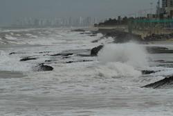 Marinha emite alerta de ventos de até 60km/h para o litoral de Pernambuco (Foto: Peu Ricardo/DP)