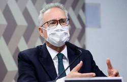 Renan fala em punição exemplar a Prevent Senior: 'Coisa pavorosa' (foto: Pedro França/Senado Federal)