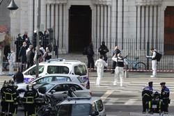 Três mortos e vários feridos em ataque com faca na cidade francesa de Nice (Foto: Valery HACHE / AFP)