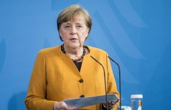 Sucessor de Angela Merkel será escolhido no próximo domingo (Foto: Stefanie Loos/AFP)