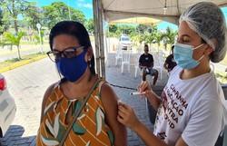 Paulista segue vacinando a população contra a Covid-19 sem agendamento nesta terça (Foto: Divulgação)