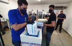 Pernambuco recebe 94.770 doses da Pfizer nesta quinta-feira (Foto: Miva Filho/SES-PE/Divulgação)