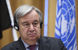 """Resultados do G20 em relação às mudanças climáticas """"decepcionam"""" chefe da ONU (Foto: Jonathan Nackstrand / AFP)"""