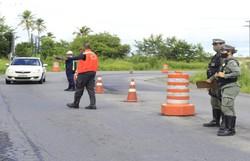 Ilha de Itamaracá renova restrição de entrada no município (Foto: James Paiva / Prefeitura de Itamacará)