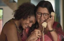 'Amor de Mãe' e 'Salve-se' retomam gravações com cuidados especiais na Globo (Foto: Reprodução / Internet)