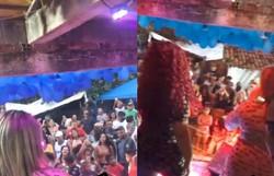 Com shows, festa de Dia dos Pais causa aglomeração em Jaboatão  (Foto: Instagram/Reprodução)