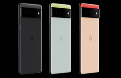 Pixel 6, a nova aposta do Google para se inserir no mercado de smartphones (Foto: GOOGLE / AFP )