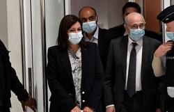 Diretora de RH da revista francesa Charlie Hebdo sofre ameaças de morte (Foto: STEPHANE DE SAKUTIN / AFP   )