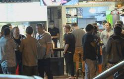 Bares lotados no Rio indicam que população abandona cuidados com a Covid-19 (Foto: Reprodução)
