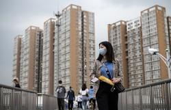 Encontro online debate a cobertura da pandemia pelo olhar da imprensa chinesa (Foto: Noel CELIS / AFP )