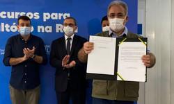 Governo libera R$ 2,8 milhões para programa Consultório na Rua (Ações serão destinadas para combater a Covid-19. Foto: Reprodução/Twitter Marcelo Queiroga )