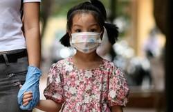 Ministério da Saúde monitora síndrome em crianças associada à Covid-19 (Foto: Manan VATSYAYANA / AFP  )