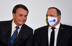"""Bolsonaro: """"No meu governo não tem ala militar"""" (Foto: EVARISTO SA / AFP)"""
