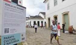 Começa Flip2020, pela primeira vez em formato virtual (Foto: Tânia Rêgo / Agência Brasil)