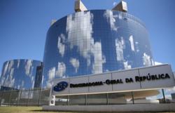 Sede da PGR é alvo de vandalismo; inquérito é instaurado e segurança reforçada (Foto: José Cruz/Agência Brasil )
