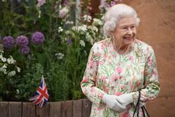 Rainha Elizabeth II condecora cientistas atuantes no combate ao coronavírus (Foto: Oli SCARFF / POOL / AFP)