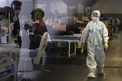 Na Índia, médicos detectam infecção micótica mortal entre pacientes com Covid-19 (Foto: Arun SANKAR / AFP)