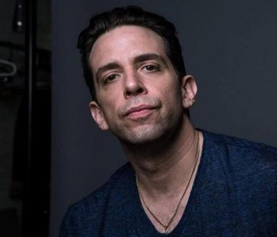 Ator da Broadway, Nick Cordero morre aos 41 anos vítima da Covid-19 (Divulgação)