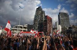 Presidente do Líbano afirma que o país está à beira do caos (Foto: AFP)