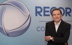 Após saída do SBT, Roberto Cabrini volta para a Record (Foto: Reprodução/Record TV)