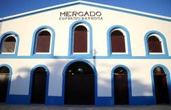 Edital recebe inscrições para exposições no Mercado Eufrásio Barbosa, em Olinda (Foto: Sandro Barros/Divulgação)