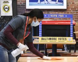 Mais de 75 milhões participam até agora da votação antecipada nos EUA (Foto: Andrew CABALLERO-REYNOLDS / AFP)