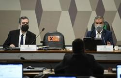 Araújo diz que declarações de Pompeo foram alvo de má tradução (FOTO: EDILSON RODRIGUES/AGÊNCIA SENADO)