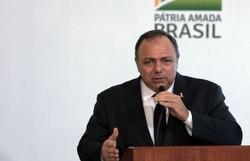 Com Covid-19, ministro da Saúde segue internado em Brasília (Foto: Valter Campanato/Agência Brasil)