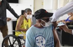 Recife inicia abertura de 65 salas e 3 drive-thrus para vacinação contra a Covid (Foto: Marcos Pastich/PCR)