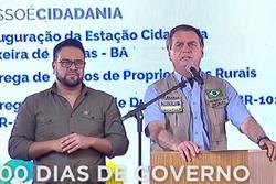 Bolsonaro: 'Eu me pergunto como chegamos até aqui, como estamos sobrevivendo' (Foto: Reprodução / TV Brasil)
