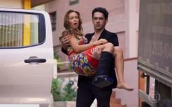 Haja Coração: Apolo não acredita quando vê Tancinha saindo de uma caminhonete no colo de Beto. Confira o resumo deste sábado