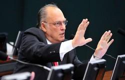 Roberto Freire declara apoio a Raquel Lyra nas eleições de 2022 (Alexandra Martins/Câmara dos Deputados)