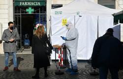 Europa supera 400 mil mortes provocadas pelo coronavírus (FOTO: Alberto PIZZOLI / AFP )