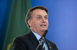 Bolsonaro critica isolamento e acusa Globo de espalhar 'pânico' (Foto: Carolina Antunes/PR.)