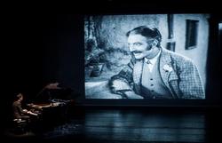 Cinema mudo é revisitado em festival online e gratuito (Foto: Instagram Cinepiano/Reprodução)
