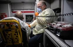 EUA tem quase 2 mil mortes por coronavírus em 24 horas (Foto: JOHN MOORE / GETTY IMAGES NORTH AMERICA / Getty Images via AFP)