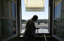 Papa lamenta 'depredação' do planeta e pede um mundo 'mais habitável' e 'humano' (Foto: Handout / VATICAN MEDIA / AFP)