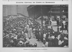 As lições aprendidas - e os erros que voltamos a cometer - da gripe espanhola de 1918 (Foto: Revista Careta/Acervo Fiocruz/Reprodução)