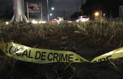 Polícia investiga duplo homicídio em Guabiraba  (Foto: Arquivo DP)