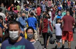 Covid-19: boletim epidemiológico mostra aumento de casos e óbitos (Foto: Nelson Almeida/AFP)