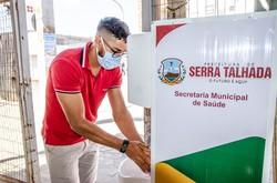 Serra Talhada instala mais vinte lavatórios públicos na cidade (Foto: Divulgação / Thiago Santos)