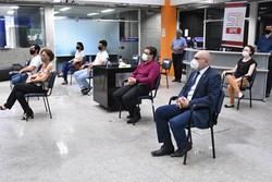 Colégio de Aplicação realiza sorteio público para seleção de estudantes para o ano letivo de 2021 (Foto: Anderson Lima/UFPE)