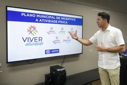 Jaboatão lança Plano Municipal de Incentivo à Atividade Física (Foto: Leandro de Santana/ PMJG)