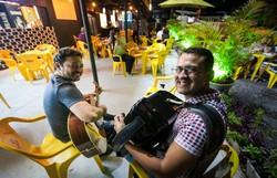 Músicos se mostram esperançosos com a volta de atrações em bares e restaurantes (Tarciso Augusto/Esp.DP)