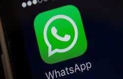 WhatsApp limita encaminhamento de mensagens em crise de coronavírus (Foto: Arquivo/AFP)