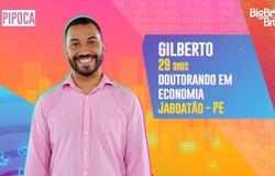 BBB 21: Doutorando de Economia representará Pernambuco no reality (Foto: GShow/Reprodução)