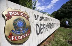 Polícia Federal faz operação contra tráfico de drogas no Rio (Foto: Marcelo Camargo/Agência Brasil)
