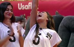 Ivy vence prova e ganha a liderança no Big Brother Brasil 20 (Foto: Reprodução/Globo.)