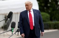 Trump diz que relações com a China foram 'seriamente afetadas' (Foto: WIN MCNAMEE / GETTY IMAGES NORTH AMERICA / Getty Images via AFP)